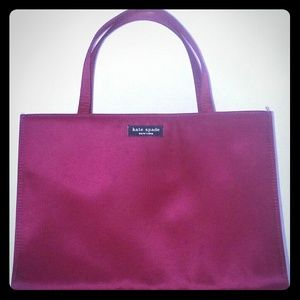 Kate Spade nylon top handbag